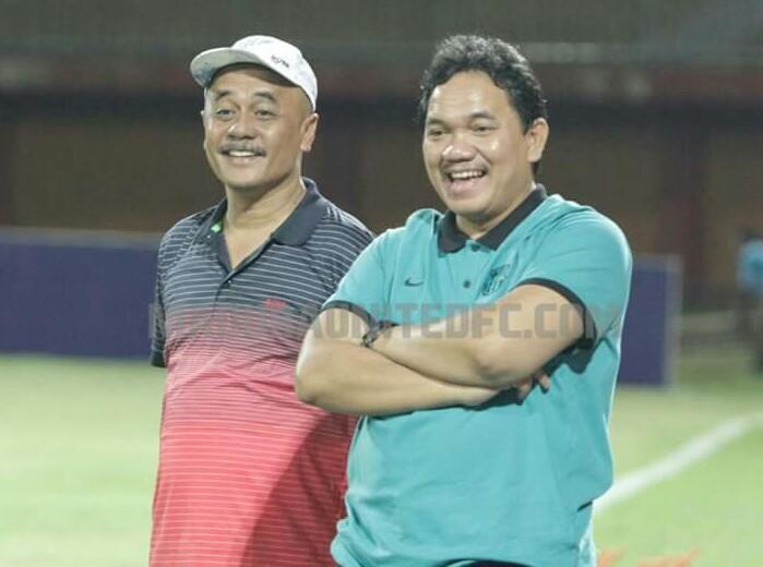 Madura United Tak Berlatih di SGRP, Ini Alasannya