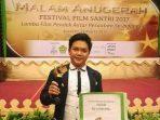 Film Pendek Santri Pesantren Nurul Huda Juara 1 Nasional