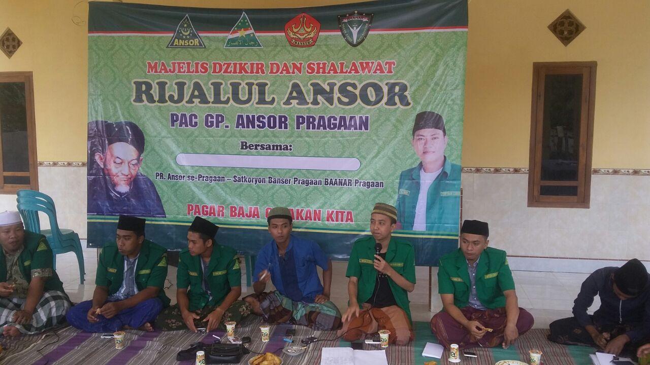 Strategi Unik GP Ansor Pragaan Ansorkan Semua Pemuda