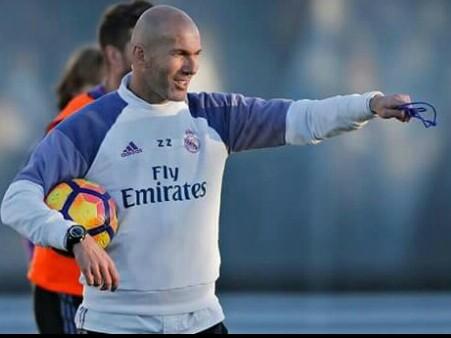 Zinedine Zidane: Kami Tidak Takut Bayern Munich