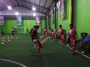 Dua Hari, Latihan Madura United Tak Sesuai Harapan