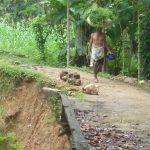 Pembangunan Dam Mini Sentol Daya Picu Longsor