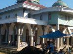 Warga Sentol Sumbangan Renovasi Masjid Al-Furqan