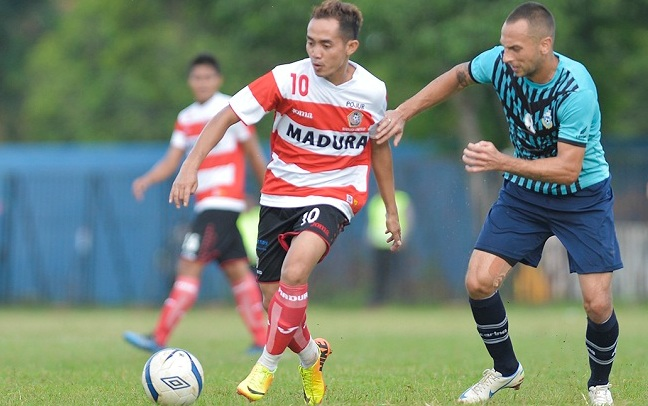 Madura United Waspadai Semua Pemain Mitra Kukar