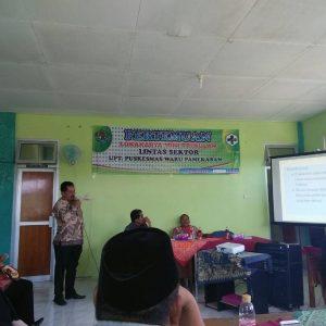 Lokmin Puskesmas Waru Bangun Kondusifitas Pelayanan Kesehatan Masyarakat