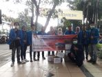 Peduli Pacitan, IMAMA STIE MAHARDHIKA Surabaya Galang Dana