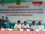 Dispendukcapil Galakkan Gerakan Indonesia Sadar Administrasi Kependudukan