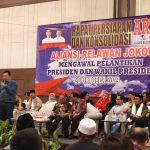 Kawal Pelantikan  Jokowi, ARJ Akan Turunkan Ratusan Ribu Massa