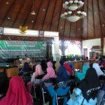 Ratusan Mahasiswa Ikuti Maperca Akbar HMI Komisariat Tarbiyah dan Insan Cita