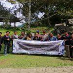 Pasang Biopori di Wisata Watu Rumpuk, KKN UMM Pastikan Lingkungan Steril