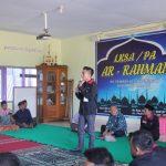 Mahasiswa UMM Amalkan Gerakan Al-Ma'un di Lokasi KKN