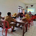 KKN 15 UMM Berikan Pelatihan Microsoft Excel Kepada Perangkat Desa