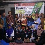 Peduli Kesehatan, KKN UMM Sosialisasi DBD