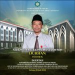 Durhan, Doktor ke-587 di UIN Sunan Ampel Surabaya