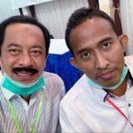 Calon Bupati Fattah Jasin dan Foto Selfienya