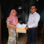 Legislator Asal PKB Bantu Warga Terdampak Banjir di Pamekasan