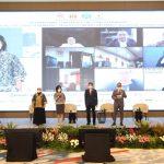 Presiden Jokowi Sampaikan Pentingnya Kerjasama Mengatasi Pandemi Covid-19