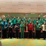 Peparprov Jatim, 10 Atlet Pamekasan Persembahkan 4 Emas, 8 Perak, 9 Perunggu