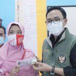 Bupati Baddrut Beri Support Siswa SD Penderita Glukoma dan Mata Minus