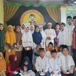 Komunitas Peduli Anak Yatim Awali Kegiatan dengan Buka Bersama dan Santunan
