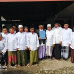 Didampingi Guru Ngaji, Haji Purnoto Mantap Mendaftar Calon Kades Sukogidri