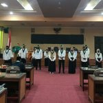 Pengurus Baru HMI Komisariat Keislaman UTM Periode 2021/2022 Resmi Dilantik