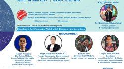 Direktur Kabar Madura Ajak Warga Jatim Ikuti Webinar Literasi Digital 2021 Kemenkominfo RI