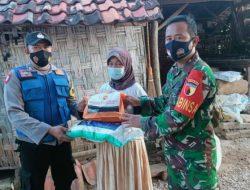 PPKM, Polres Pamekasan Distribusikan 5 Ton Beras untuk Pekerja Harian dan Informal