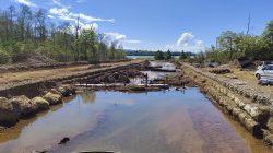 Dinas LHK Tegaskan Sedimentasi di Moronopo Halmahera Timur, Tidak dari Tambang Nikel Antam