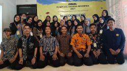 Diikuti 642 Peserta, FKIP Unej Sukses Gelar Olimpiade Bahasa Indonesia 2021
