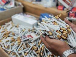 Operasi Pemberantasan Rokok Ilegal Sasar Tiap Kecamatan di Kabupaten Sumenep