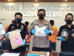 Polisi Buru Dalang di Balik Penyelundupan Narkoba dari Malaysia ke Madura
