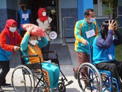 Kelompok Disabilitas Juga Jadi Sasaran SPAB  SRPB Jatim