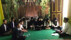 Praktikum di KUA Larangan, Mahasiswa HKI IAIN Madura Ngaji Prosedur Pembuatan Akta Ikrar Waqaf