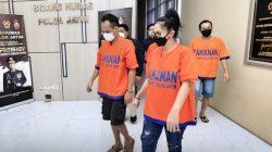 Polda Jawa Timur Bekuk Kurir Narkoba Jaringan Madura-Malaysia