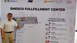 JNE bersama Smesco Indonesia dan YukBisnis Hadirkan Logistik Murah bagi UKM
